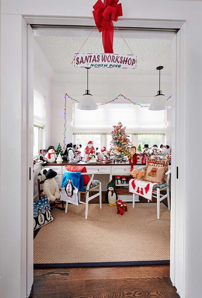 AHR Designs - Santa's Workshop