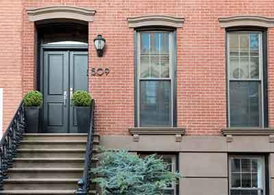 AHR Designs Hoboken Exterior